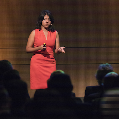 Amrita Sen: ONS 2016 Conference Appearance - August 2016